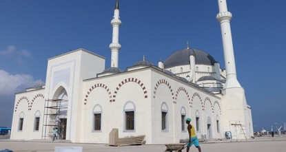 Turkey set to open East Africa's largest mosque in Djibouti