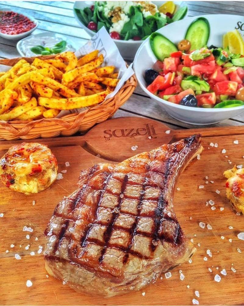 2 Şazeli Steakhouse Florya