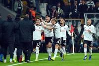 Beşiktaş defeat Istanbul rivals Galatasaray 1-0 in derby