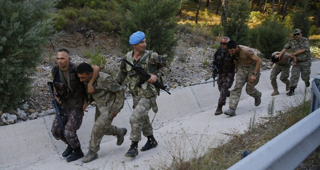 FETÖ troops to stand trial over plot to kill Erdoğan