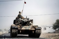 Turkey had been planning Syria ground operation for the past two years, senior official says
