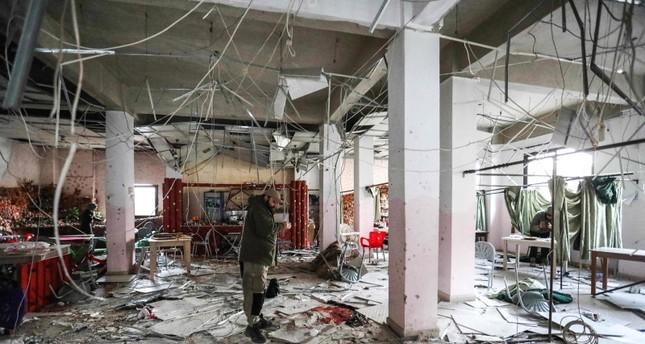 الإعدام تم أمام أحد المطاعم الذي تعرض لتفجير انتحاري قبل أيام