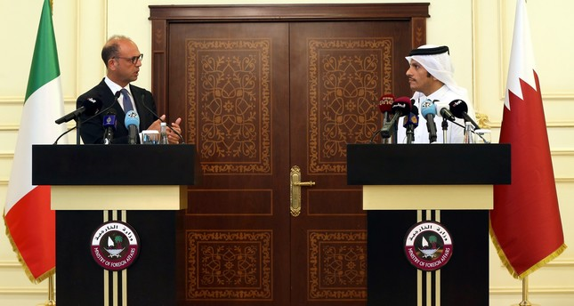 قطر تشتري سبع قطع بحرية عسكرية من إيطاليا بقيمة 5 مليارات يورو