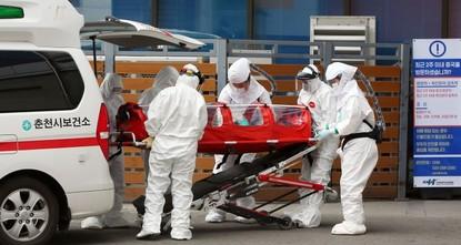 China coronavirus death toll tops 2,444