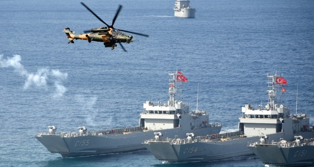 Turkey showcases domestic military might in Efes-2016 drill