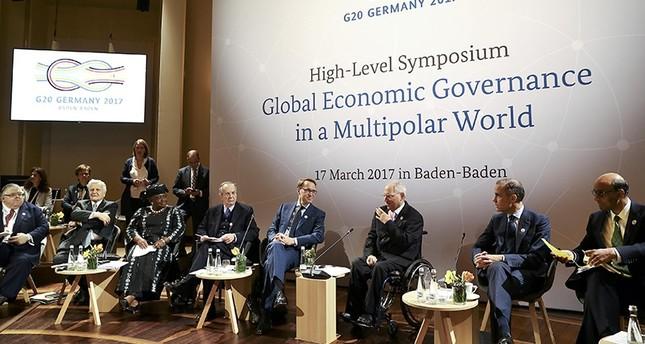 اجتماع لمجموعة العشرين وسط مخاوف من حرب تجارية مع الولايات المتحدة