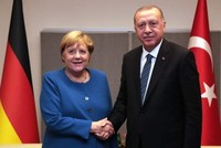 Merkel to visit Turkey to discuss migration crisis with Erdoğan