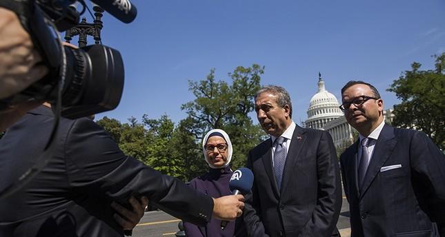 تنظيم غولن الإرهابي ينفق أموالاً طائلة لتشويه صورة تركيا في واشنطن