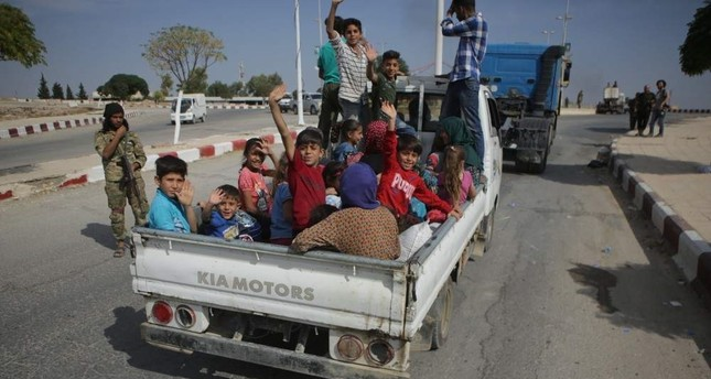 Civil council to take power in Syria's liberated Tal Abyad