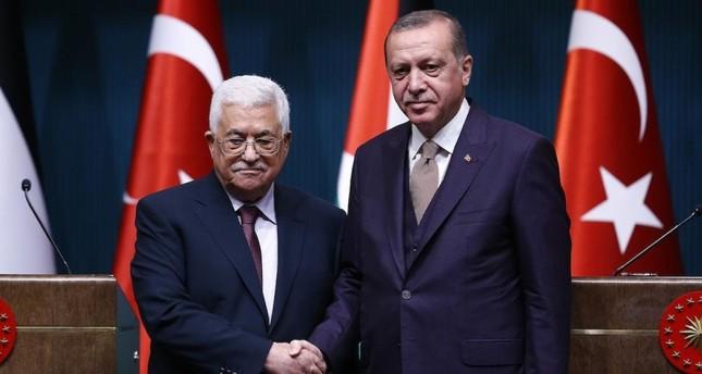 أردوغان يؤكد مواصلة دعم تركيا لفلسطين في مكافحة فيروس كورونا