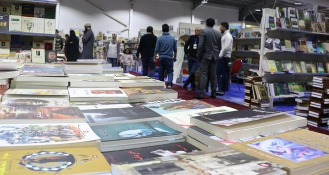 القدس عاصمة فلسطين.. معرض عمان الدولي للكتاب بمشاركة تركية
