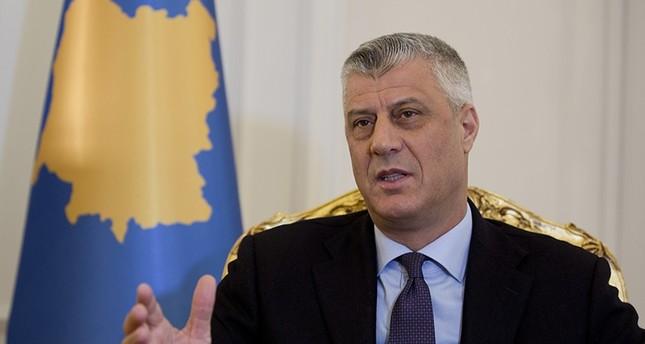 Kosovo government condemns 'racist' burning of Turkish flag