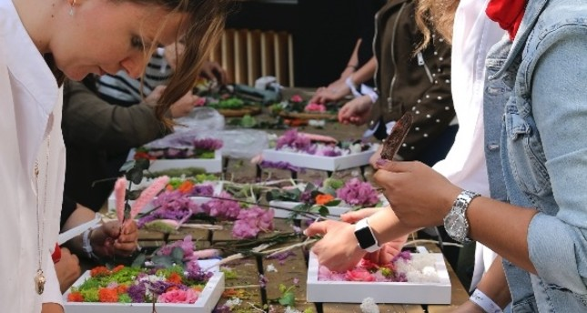Spring to blossom in Ankara with Floralfest
