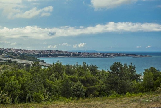 盖尔泽(Gerze)是土耳其黑海沿岸最美丽的自然港口之一。 (iStock Photo)