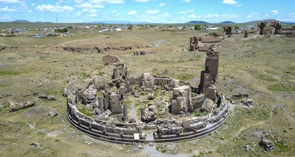 pIncluded in UNESCO's World Heritage List, Kars has been photographed from above by Anadolu Agency (AA) via a drone. The city, which is named the World's City, the Cradle of Civilization, One...