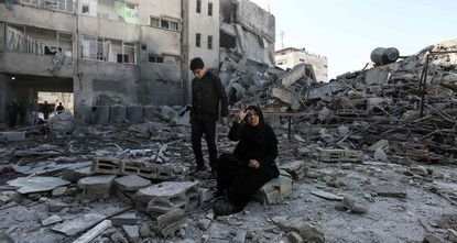 Tense quiet in Gaza after Israel batters enclave