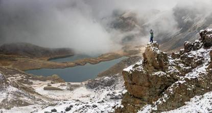 Discover changing seasons on Kaçkar Mountains