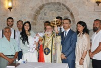 1st baptism after 150 years at Didim chapel