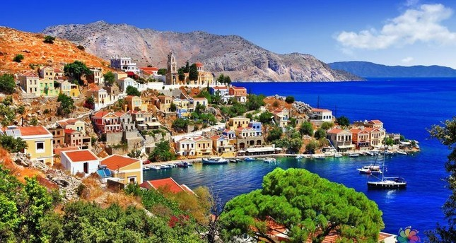 Greece's Symi island