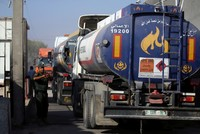 Israel reopens its only goods crossing with Gaza after calm on border
