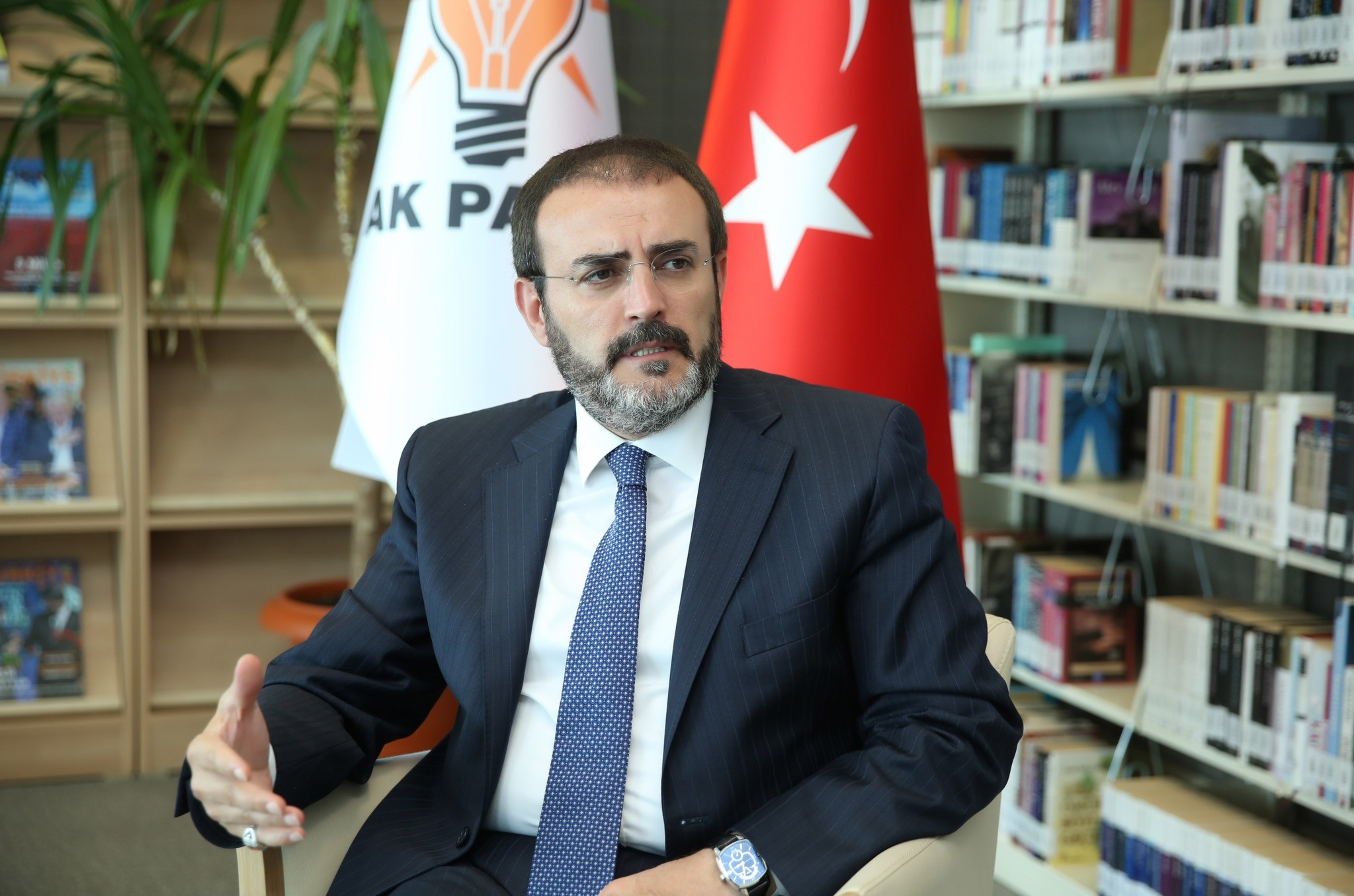 AK Party Spokesman u00dcnal said there has always been an effort to create tension concerning lifestyle since the AK Party came to power, and underlined that everyone's lifestyle and beliefs are under the assurance of the state.