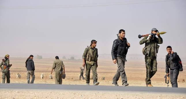 YPG reportedly set free Daesh prisoners for ransom