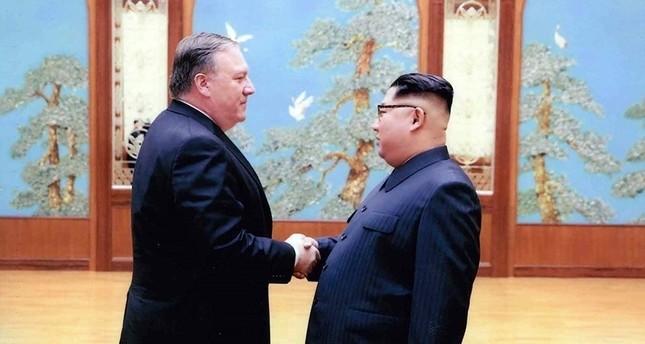 قبيل قمة ترامب-كيم.. بومبيو في زيارة تاريخية لكوريا الشمالية
