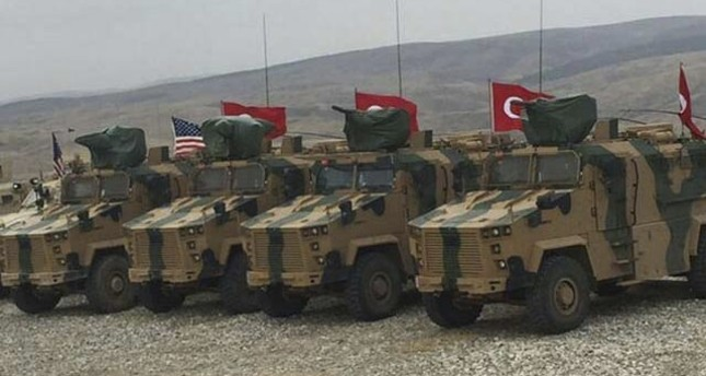Turkey resolute in targeting YPG despite US efforts to justify partnership with terrorist group