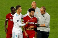 Salah won't miss more than 3 weeks, will play at World Cup, Egypt's FA says