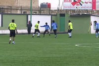 Football tournament helps life return to normal in liberated Syrian towns