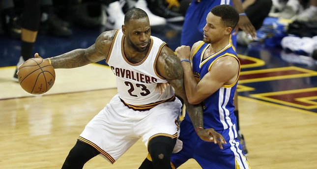NBA: Warriors humbled in blowout by Cavaliers