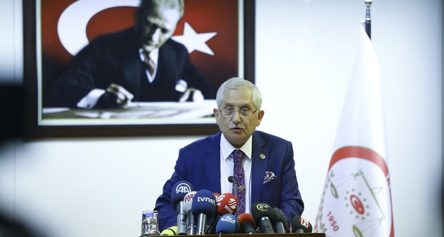 اللجنة العليا للانتخابات في تركيا ترفض طلب المعارضة إلغاء نتائج الاستفتاء
