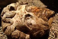 Ancient shrine, Roman emperor bust discovered in Egypt