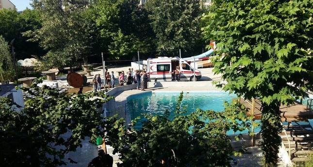 5 die of electrocution in swimming pool in NW Turkey
