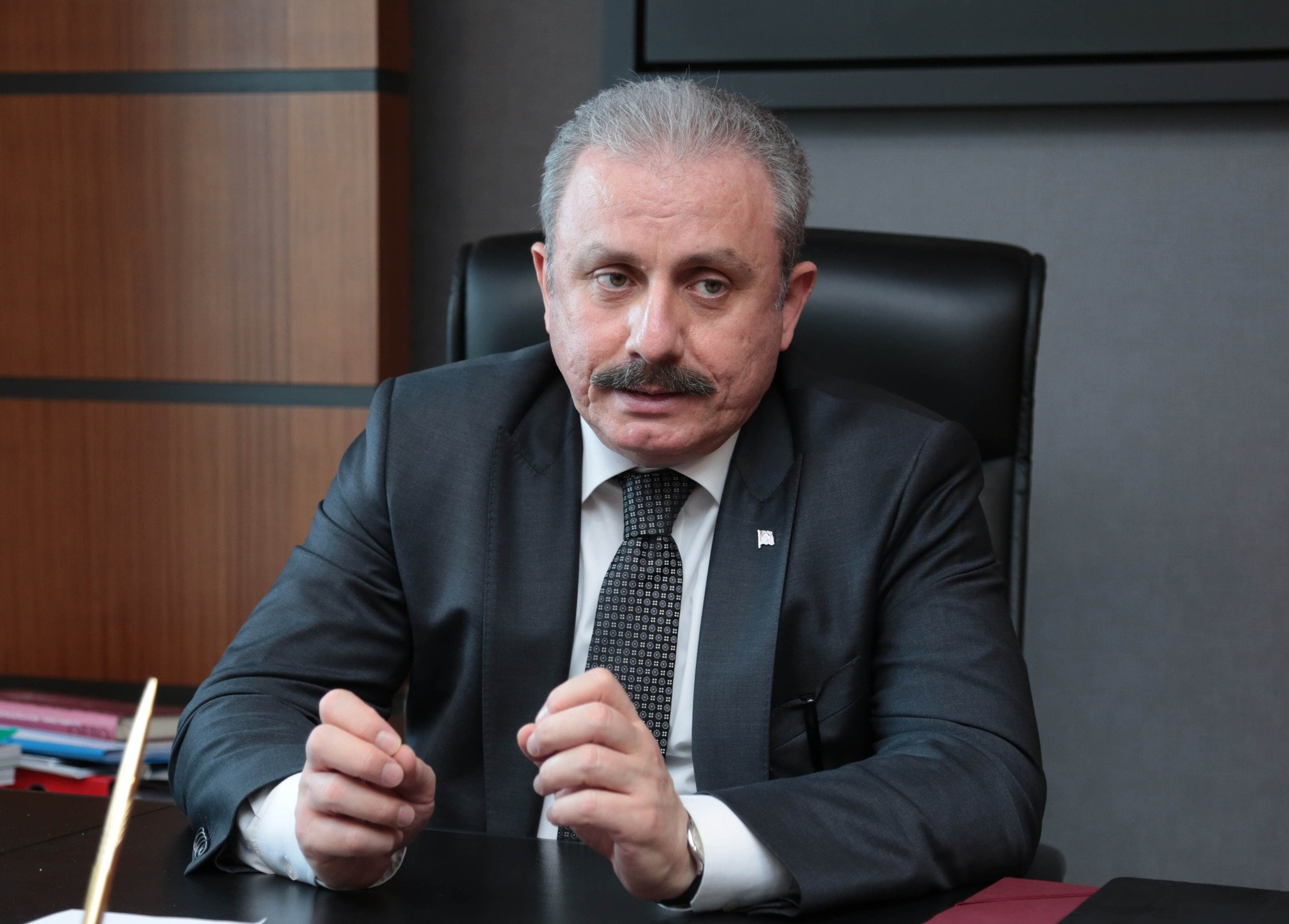 Speaking on the Parliamentu2019s reform agenda, Prof. Mustafa u015eentop said that after the alliance bill the next priority will be a new bylaw and adjustment laws.