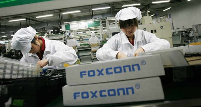 Foxconn could bid up to $27B for Toshiba's chip business
