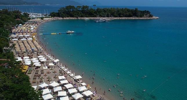 Antalya: Rekordanstieg bei russischer Touristenzahl