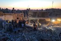Assad regime kills 8 civilians in Idlib airstrike