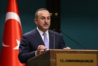 Turkey's op in Syria 'strategic' for regional security, FM Çavuşoğlu says