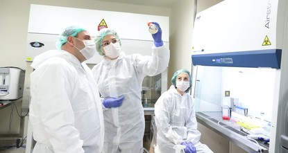 Turkey chooses locally made biotech drug to fight cancer