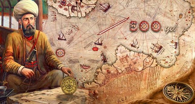 هل العثمانيون اكتشفوا أمريكا؟