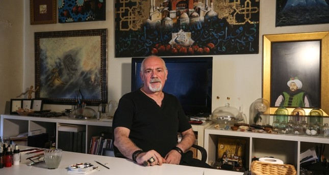 Turkish micro artist to launch world tour in US
