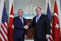 FM Çavuşoğlu, Pompeo discuss Khashoggi murder, bilateral relations, regional issues