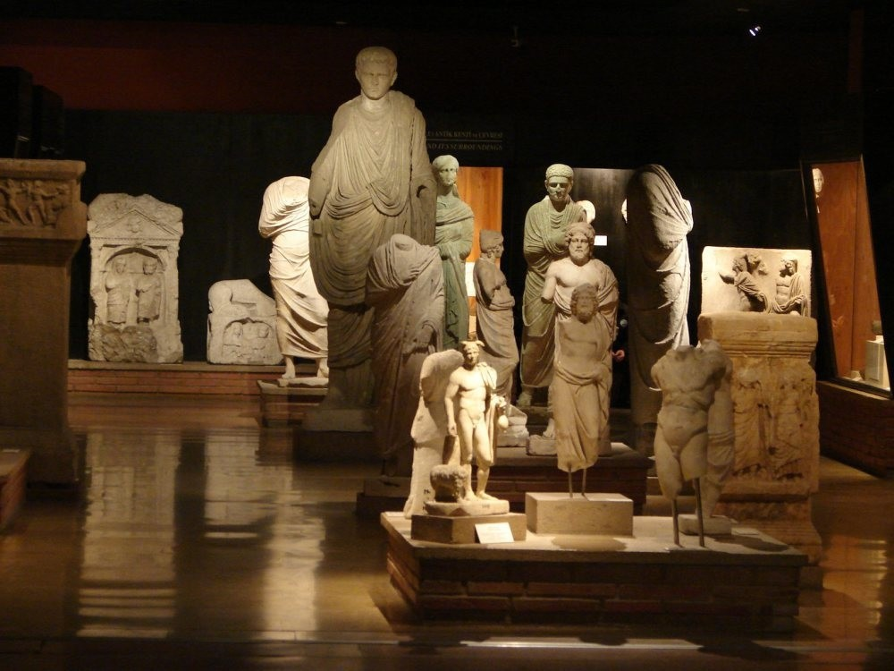 Istanbul Archaeology Museum: The bridge between past and present ...