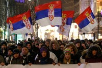 Protests in Belgrade resume against Serbian president