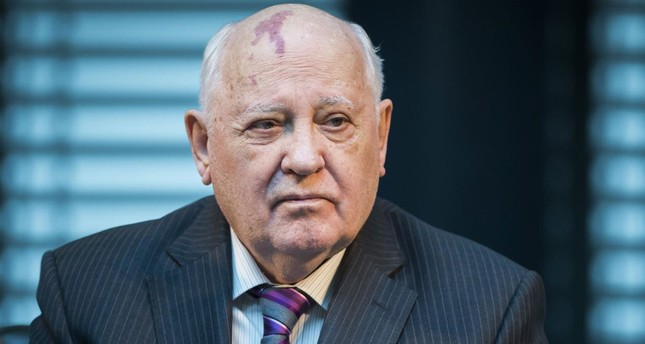 Gorbachev warns world is at 'dangerous point' as US-Russia tensions soar over Syria