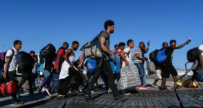 Greece wants to send 10K migrants to Turkey by 2020