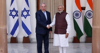 S-400 delivery spells uncertainty for India-Israel relations