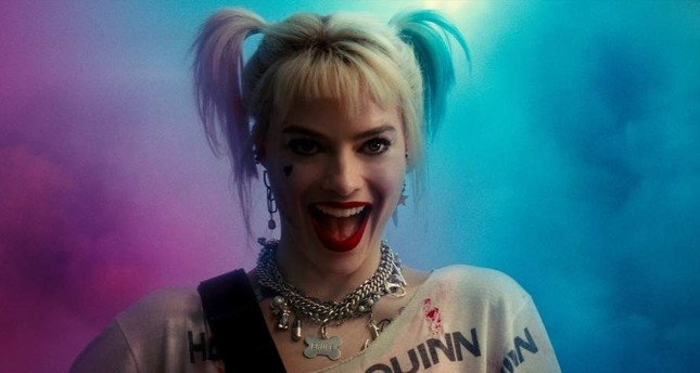 This image released by Warner Bros. Pictures shows Margot Robbie in a scene from Birds of Prey. AP Photo