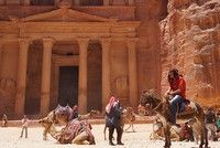 Satellite, drone images point to hidden monument in Jordan's Petra